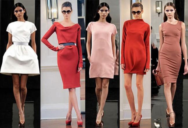 Коллекция платьев виктории бекхэм