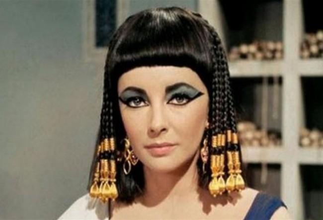 Прическа как у нефертити