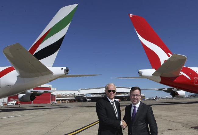 conclusion qantas Qantas airways limited and its controlled entities preliminary final report for the financial year to qantas international on conclusion.