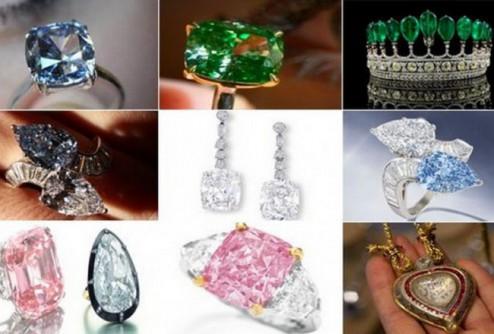 Топ-10 самых дорогих ювелирных украшений, проданных с аукционов